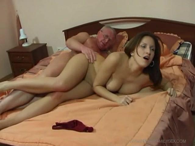 Русское порног папа и дочь
